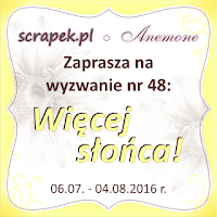 http://scrapek.blogspot.com/2016/07/wyzwanie-nr-48-wiecej-sonca.html