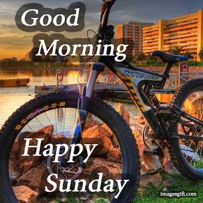 happy sunday images good morning