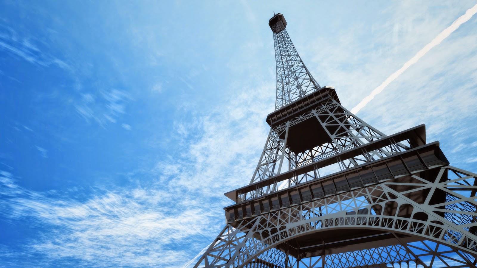 Eiffel Tower Latest Hd Wallpaprs Paris Eiffel Tower Wallpapers