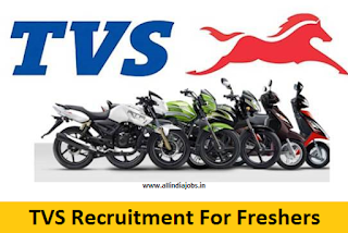 TVS Recruitment