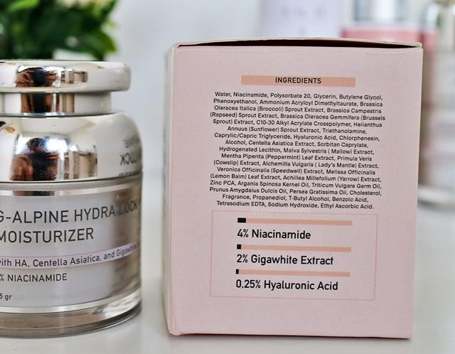 Ingredient Bhumi Hydra Lock Moisturizer