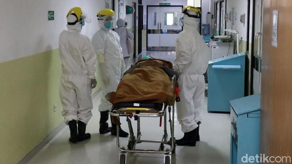 170 Orang Meninggal, Tingkat Kematian Corona RI Bertahan di 9,3 Persen
