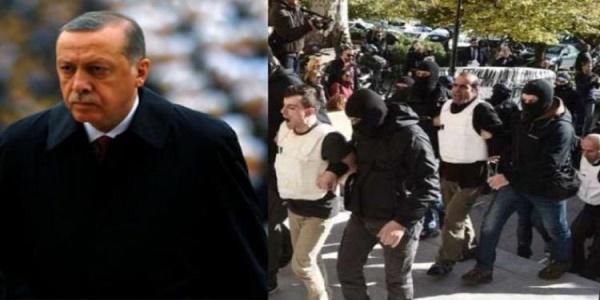 Δύο σενάρια εφιάλτης - Τα σχέδια των 9 Τούρκων στην Ελλάδα ερευνά η ΕΛΑΣ