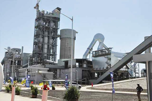 Dangote Group Commissions $300m Cement Plant In Congo