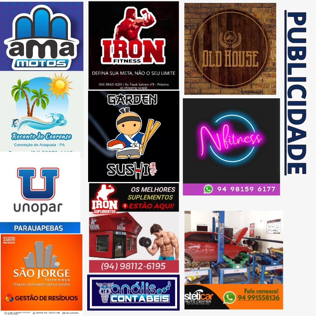 PUBLICIDADE PARAUAPEBAS