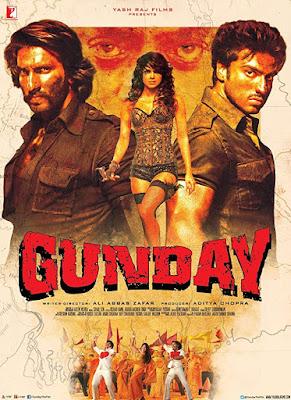 Gunday 2014 Hindi 720p BluRay 1.4GB ESub
