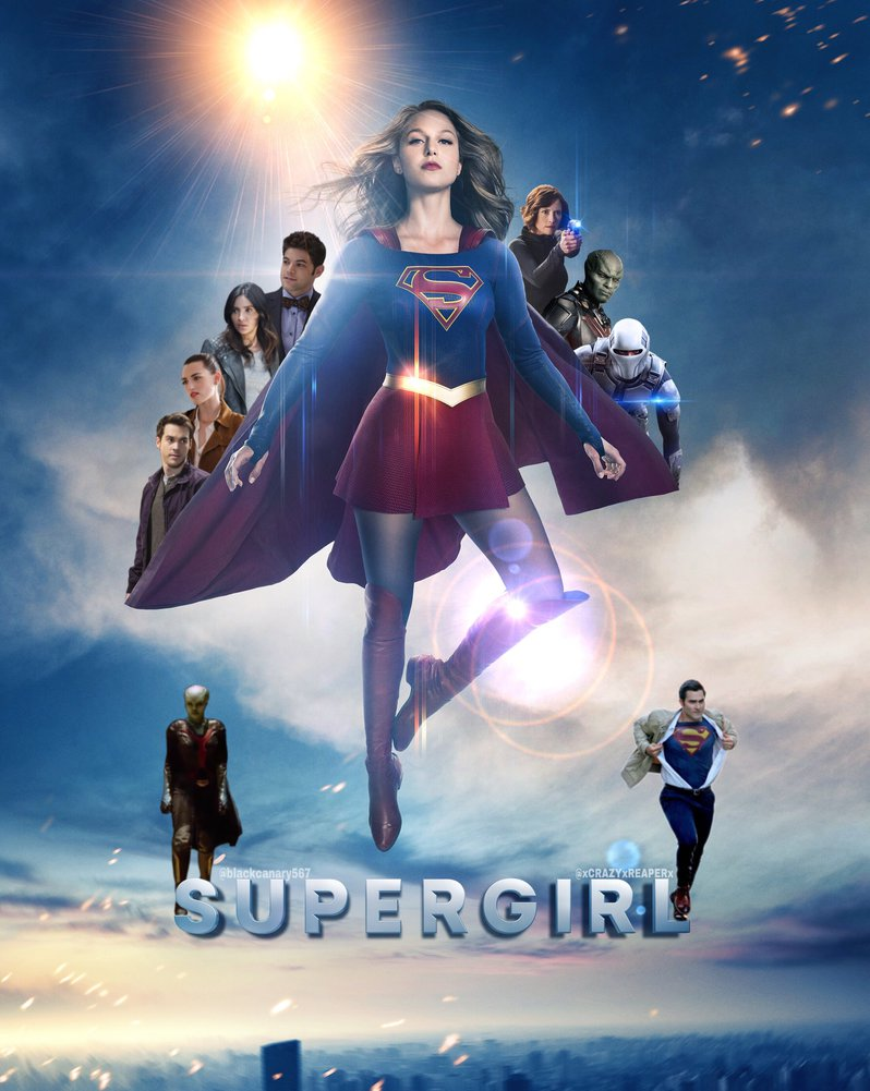 supergirl staffel 2 stream