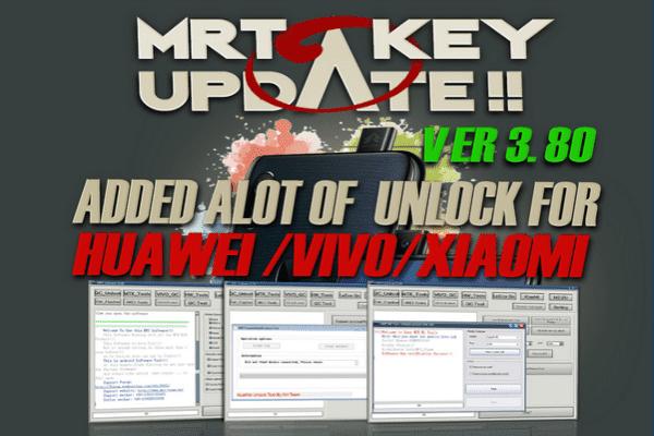 Download MRT Key V3.80 Latest Setup, Boom Update