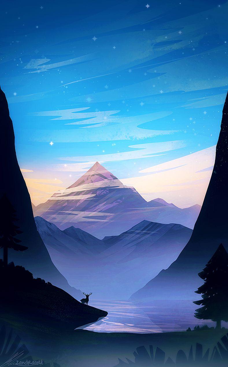 landscape mobile wallpaper