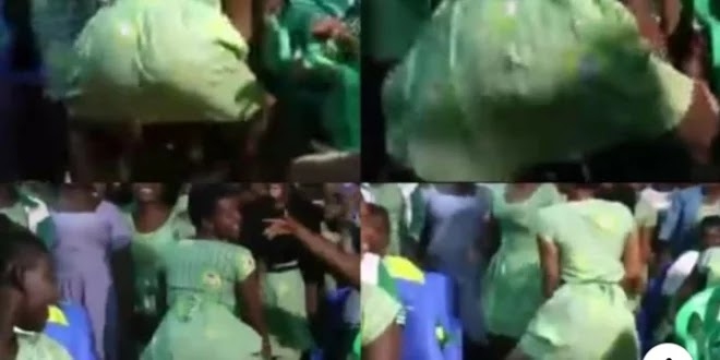 Video: Kwahu Ridge SHS Students Tw3king Competition Goes Viral