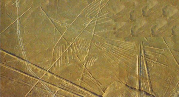 Νέα παράξενα σύμβολα ανακαλύφθηκαν στην έρημο του Περού | Βίντεο
