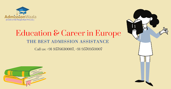 The education assistance for Study in Europe!