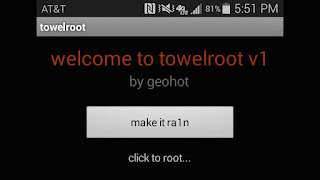 Root realme x Towelroot