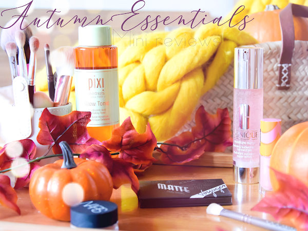 Autumn essentials :: Some random products feat. Zoeva, Clinique, Pixi and Nars