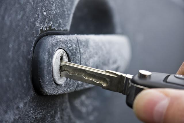 10 полезных советов по уходу за авто в сильные морозы