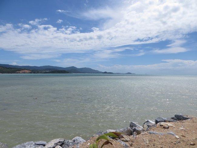 Море острова Самуи