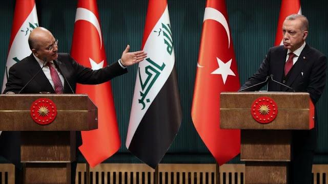 Irak alerta que invasión turca a Siria causaría retorno de Daesh