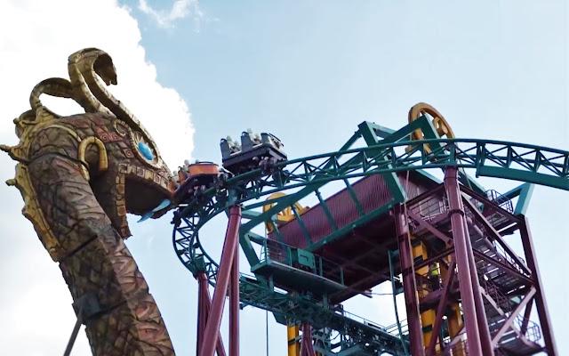Parks Trip Cobra S Curse Se Teste En Vid O Busch