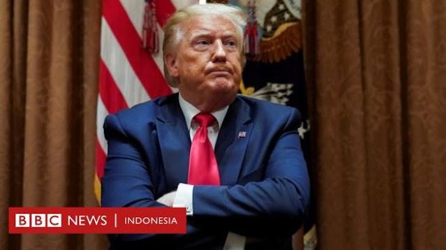 Terungkap! Donald Trump Minta China Bantu Menangkan Dirinya di Pilpres 2020