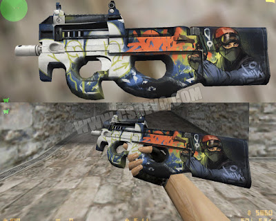 Skin P90 - Nostalgia (CS:GO) - HD para CS 1.6 case csgo cs20 collection