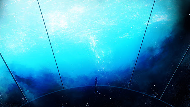 Submerged View Wallpaper Engine