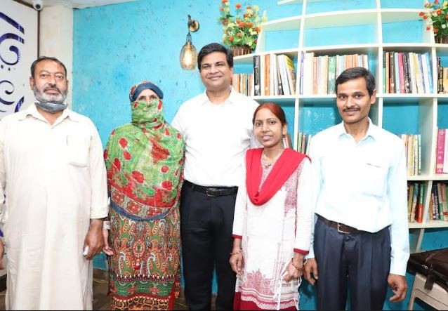 Unique Kidney Swap Transplant saves Hindu woman from Bihar & Muslim man from Kashmir