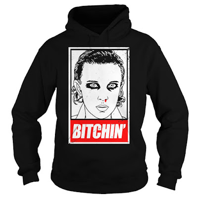 Bitchin Eleven T Shirt Hoodie Stranger Thing Shirts