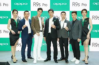 ออปโป้ เปิดตัว OPPO R9s Pro ครั้งแรกในไทย ตอกย้ำความเป็นเจ้าตลาดสมาร์ทโฟน