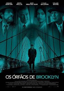 Edward Norton Protagoniza e Realiza Os Orfãos de Brooklyn Que Estreia a 14 de Novembro em Portugal!