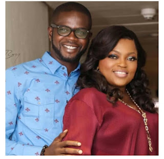 Checkout Lovely New Photos Of Funke Akindele Bello And Hubby, JJC Skillz