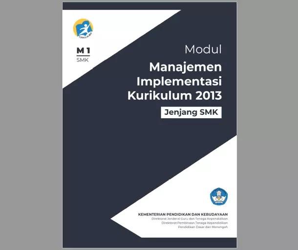 Modul Manajemen Implementasi Kurikulum 2013 SMK