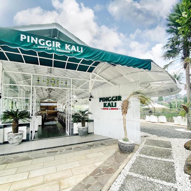 Lokasi dan Harga Menu Pinggir Kali Coffee & Brunch Bogor
