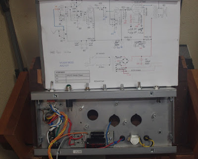 designing parts layout based on the new circuit diagram