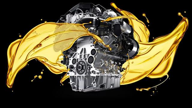 Jenis oli untuk mesin diesel