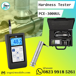 Jual Ultrasonic Portable Hardness Tester PCE - 3000 UL