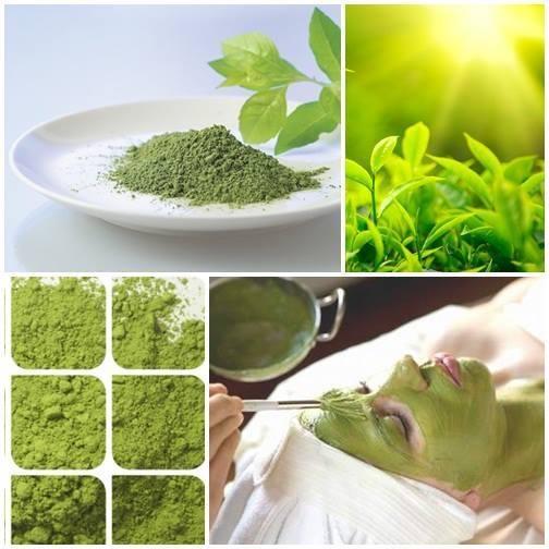 Những công dụng làm đẹp mới lạ của trà xanh