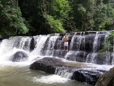 Wisata Alam Tanah Karo Air Terjun Mbulayan