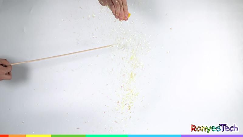 Pop Balloon With Lemon Peel Experiment Instruction Step2
