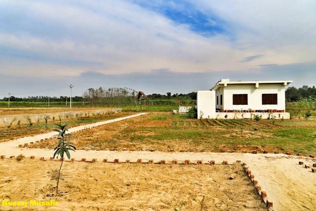 ग्राम आनंद: खेतों के बीच गाँव का वास्तविक आनंद