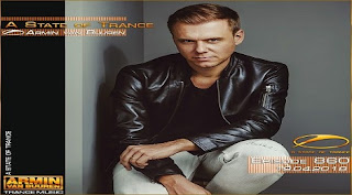 Armin Van Buuren - A State Of Trance 860 @ Radio DJ ONE