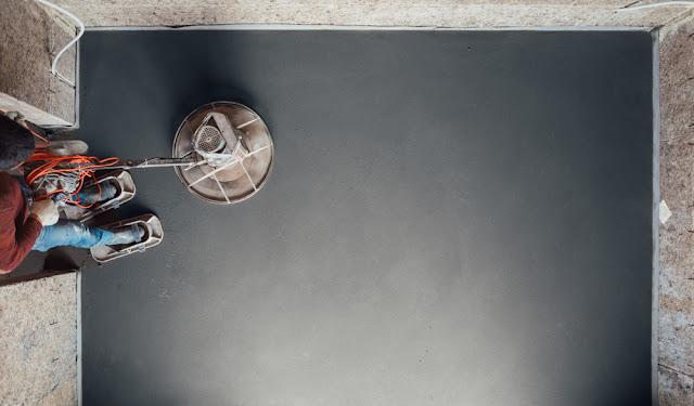 gepolierde, betonvloer, vastmans frank, betonvloeren
