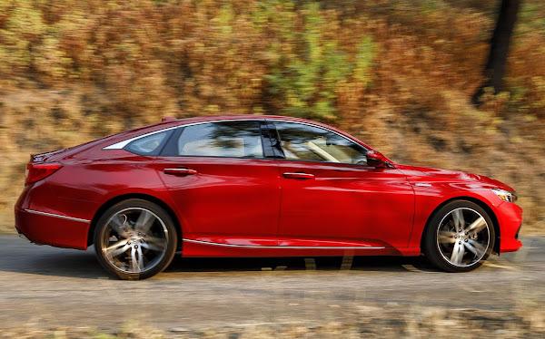 Honda Accord 2021 obtém Top Safety Pick+ no IIHS
