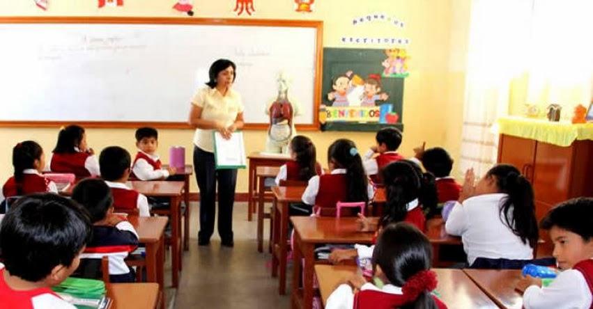 MINEDU: El viernes 5 no habrá clases en colegios que servirán como local de votación