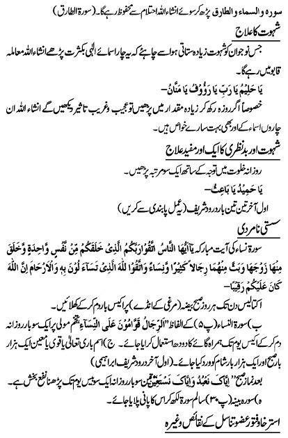 Mardana Quwwat Badhane Ka Tarika Ki Dua Wazifa In