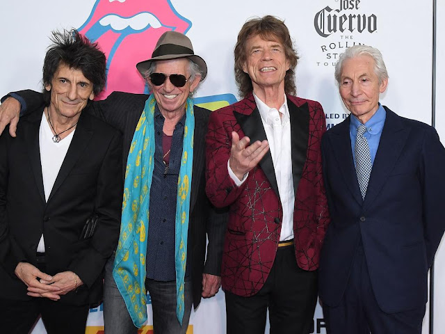 Rolling Stones today