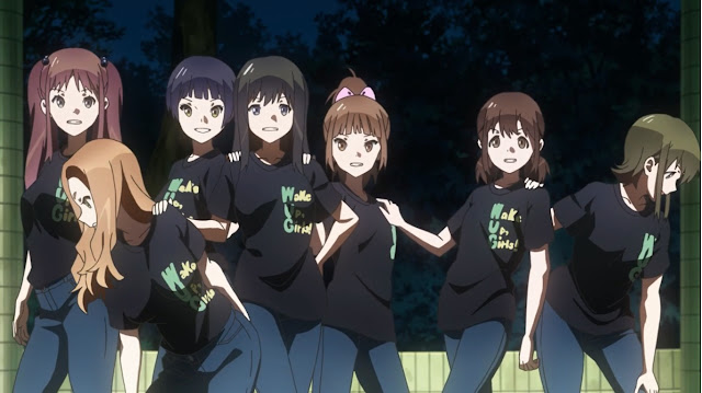 Wake Up, Girls! Movie 2 Subtitle Indonesia - Seishun no Kage