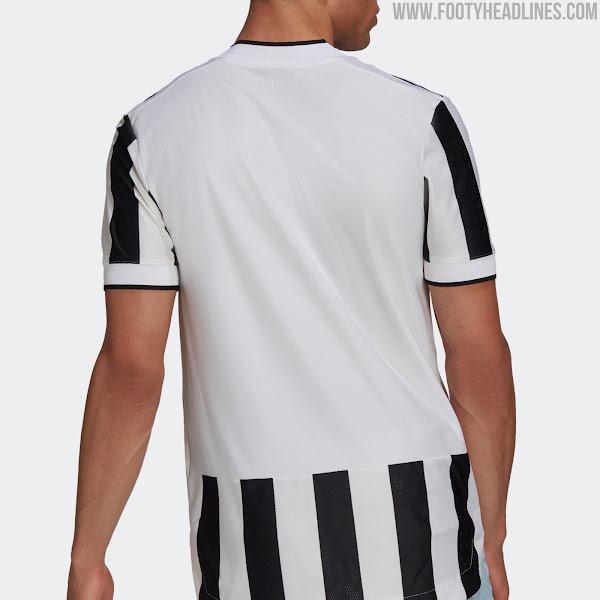 Juventus 21-22 Home Kit Released - Footy Headlines