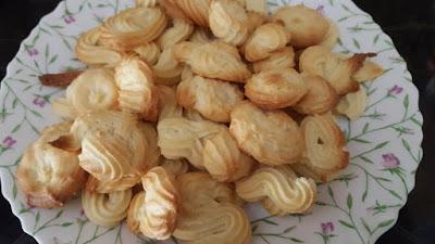 Simple and easy lemon tea cookies recipe