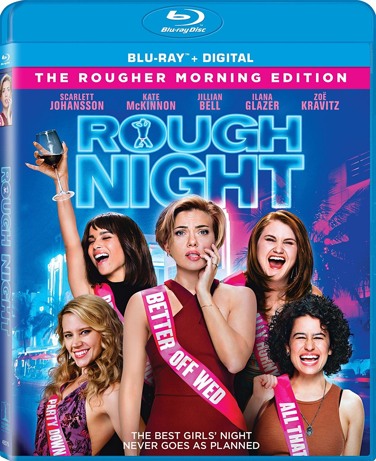 Rough Night 2017 Full Movie In Hindi Dual Audio