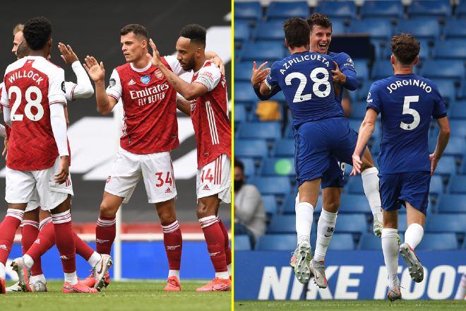 """Vì sao Tottenham, Wolves """"cổ vũ"""" Chelsea thắng Arsenal chung kết FA Cup?"""